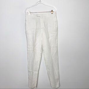 INC Men's 32x32 Linen London Fit Dress Trousers